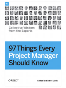 97 Things Every Project Manager Should Know Book Cover