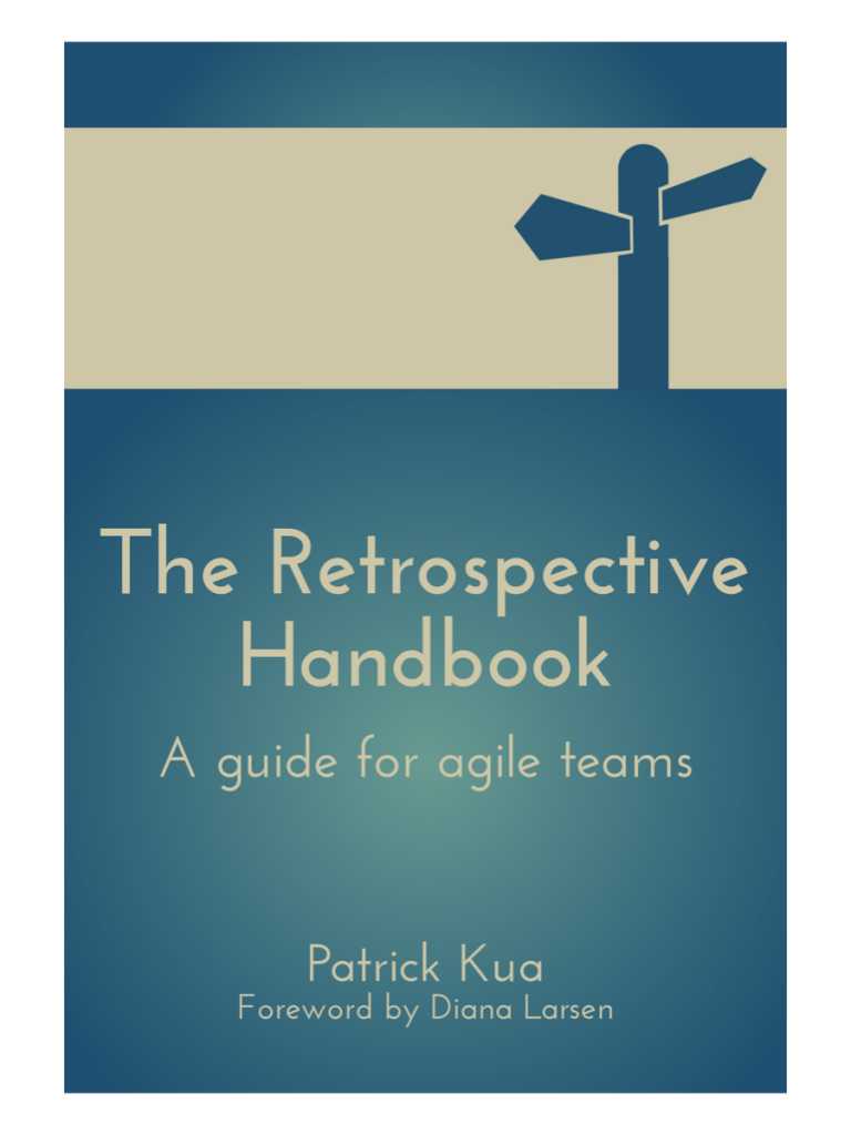 The Retrospective Handbook Book Cover