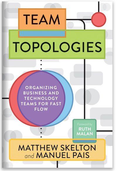 Team Topologies Book Cover